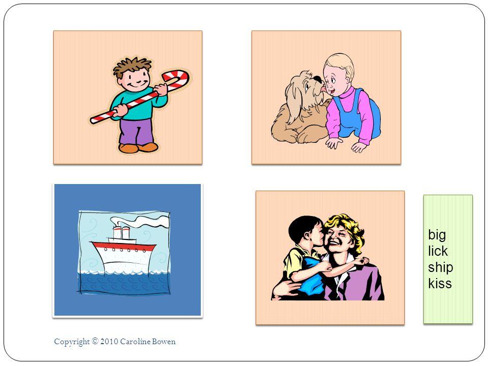 Copyright © 2010 Caroline Bowen big lick ship kiss big lick ship kiss