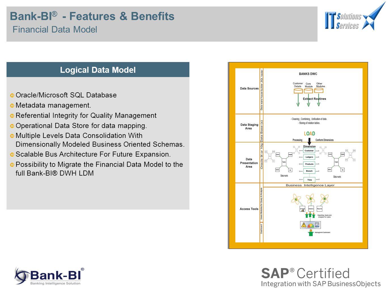 Logical Data Model Oracle/Microsoft SQL Database Metadata management.