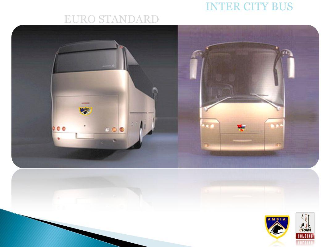 INTER CITY BUS EURO STANDARD