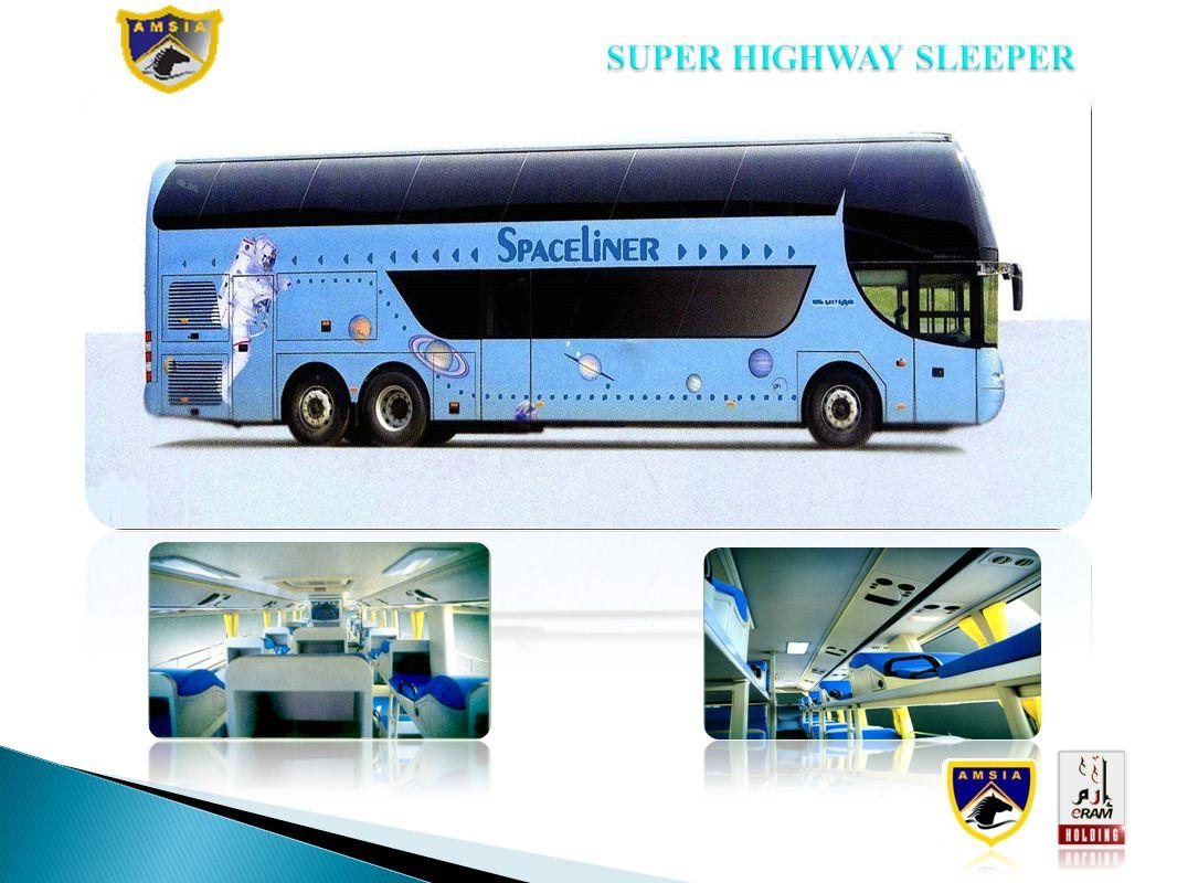 SUPER HIGHWAY SLEEPER SUPER HIGHWAY SLEEPER
