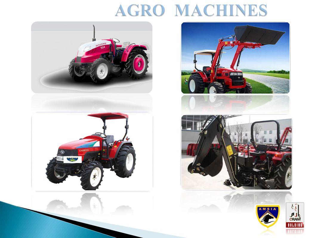 AGRO MACHINES AGRO MACHINES
