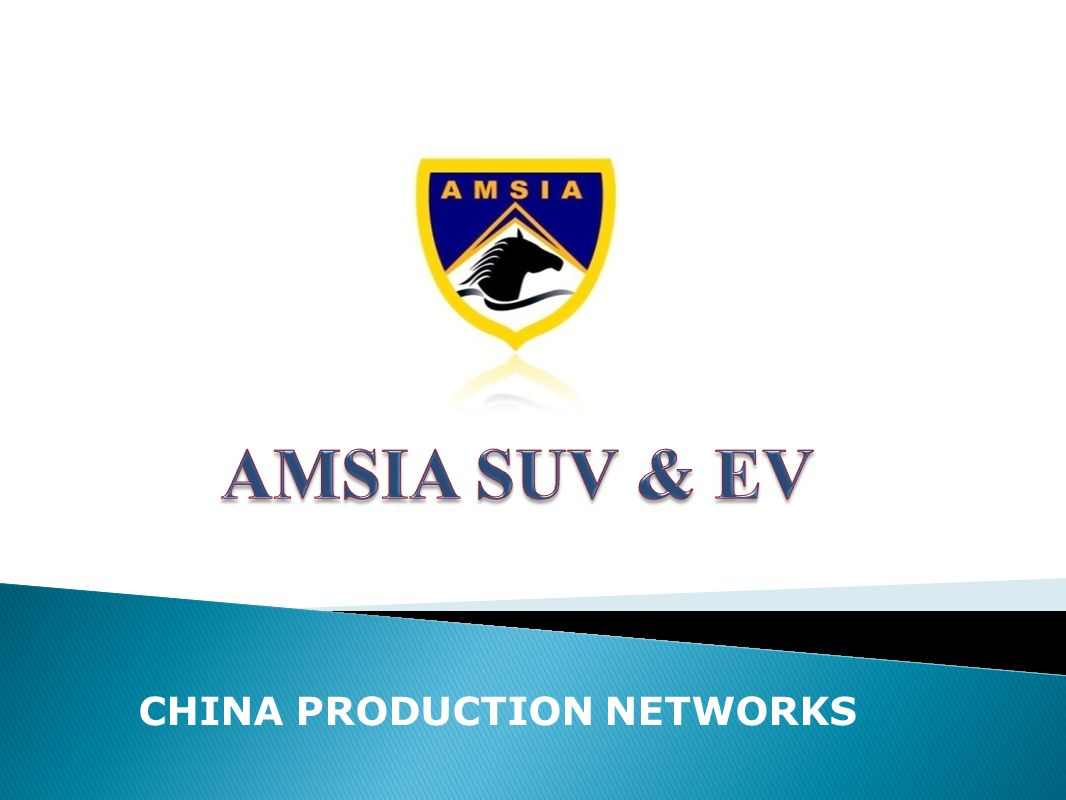 CHINA PRODUCTION NETWORKS