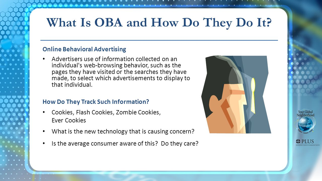 What Is OBA and How Do They Do It.
