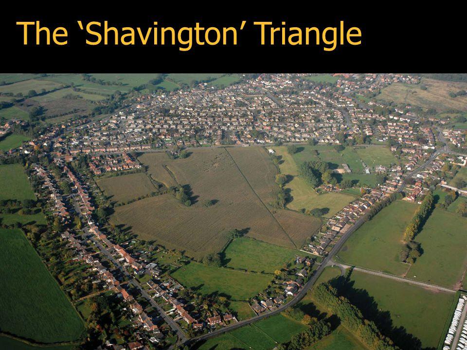 The Shavington Triangle