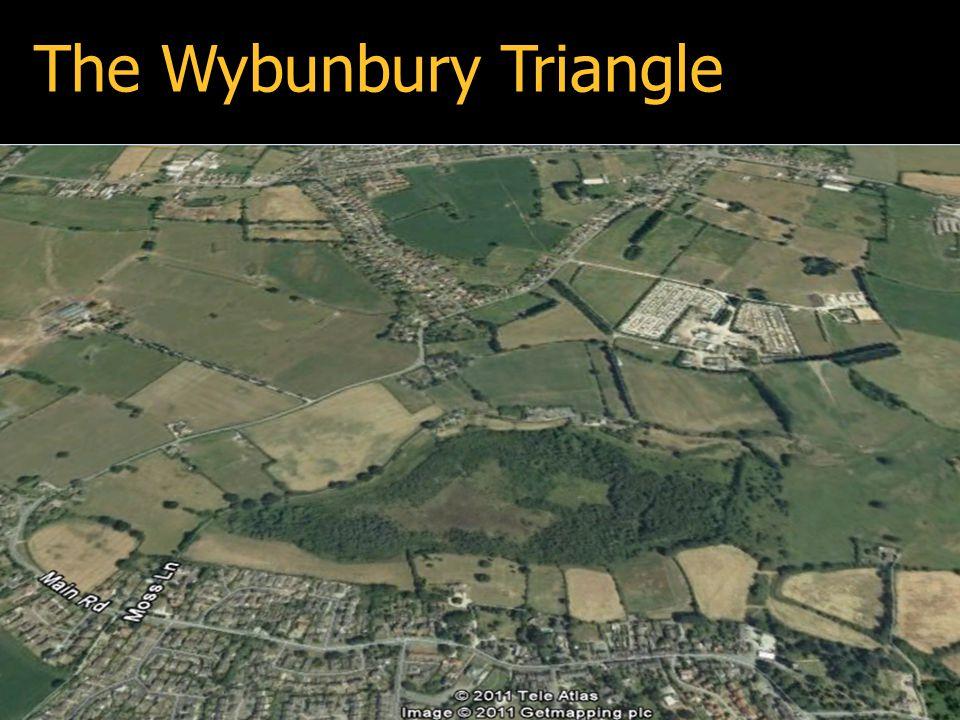 The Wybunbury Triangle