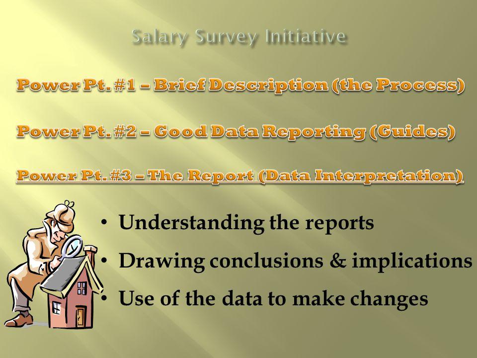 Are your salaries appropriate and in line with other districts.