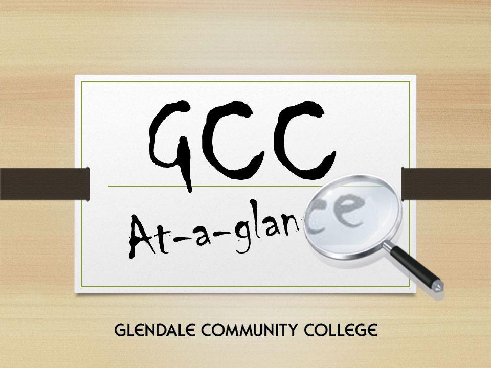 GCC At-a-glance