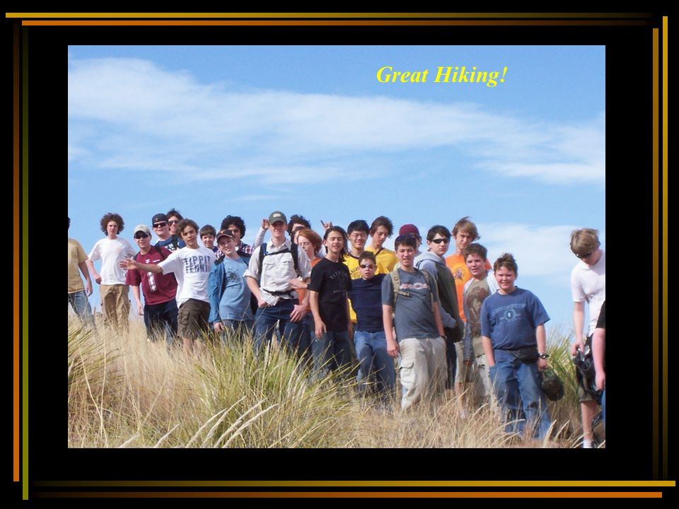 Great Hiking!