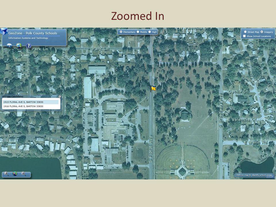 Zoomed In