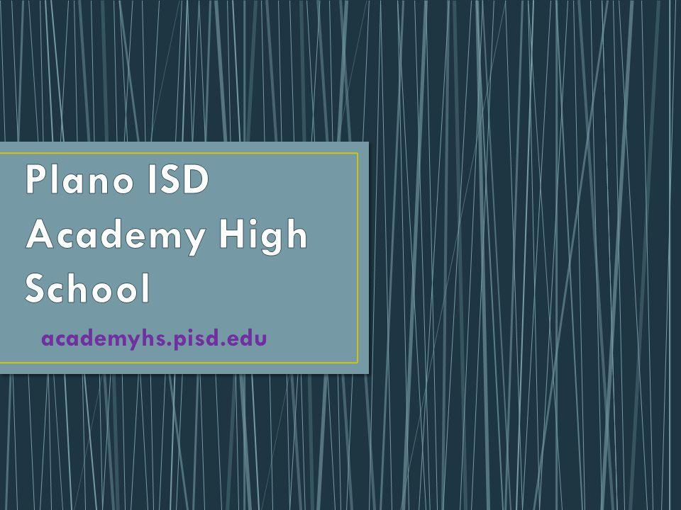 academyhs.pisd.edu