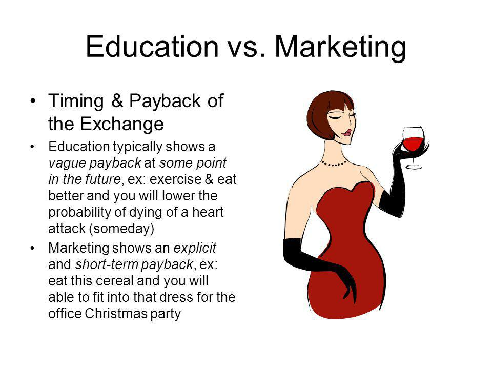 Education vs.