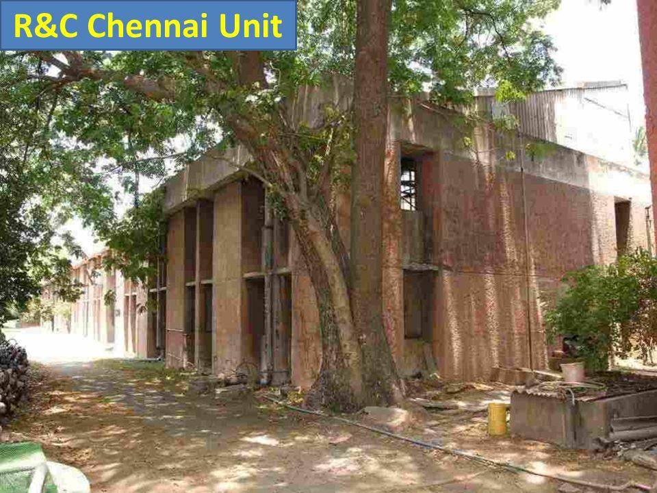 R&C Chennai Unit