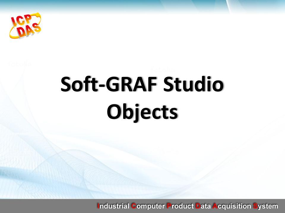 Soft-GRAF Studio Objects