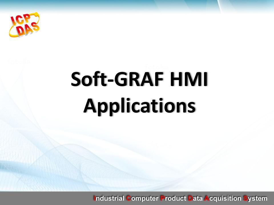 Soft-GRAF HMI Applications