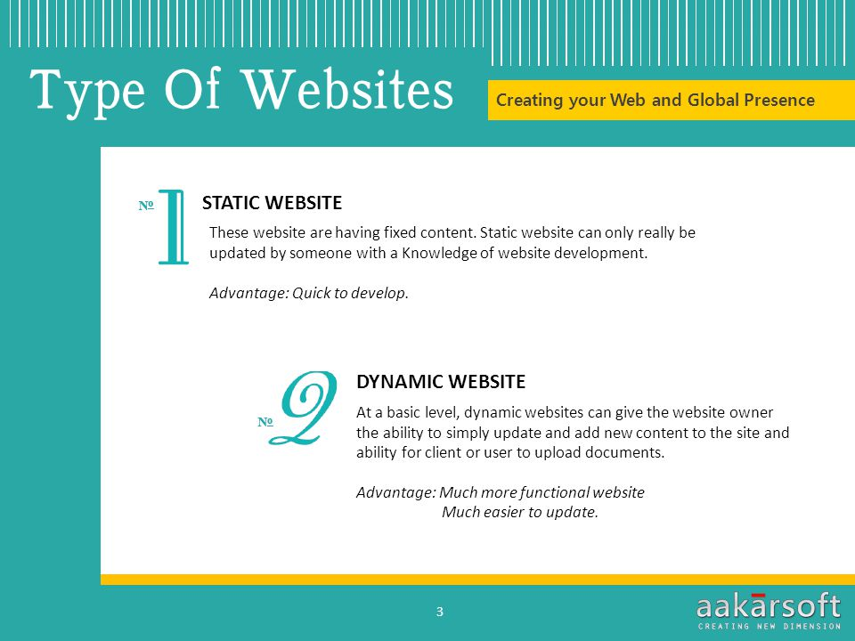 Website Look & Feel OUT OF THE BOX 4