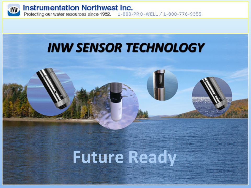 INW SENSOR TECHNOLOGY Future Ready