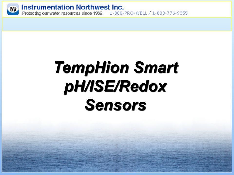 TempHion Smart pH/ISE/Redox Sensors