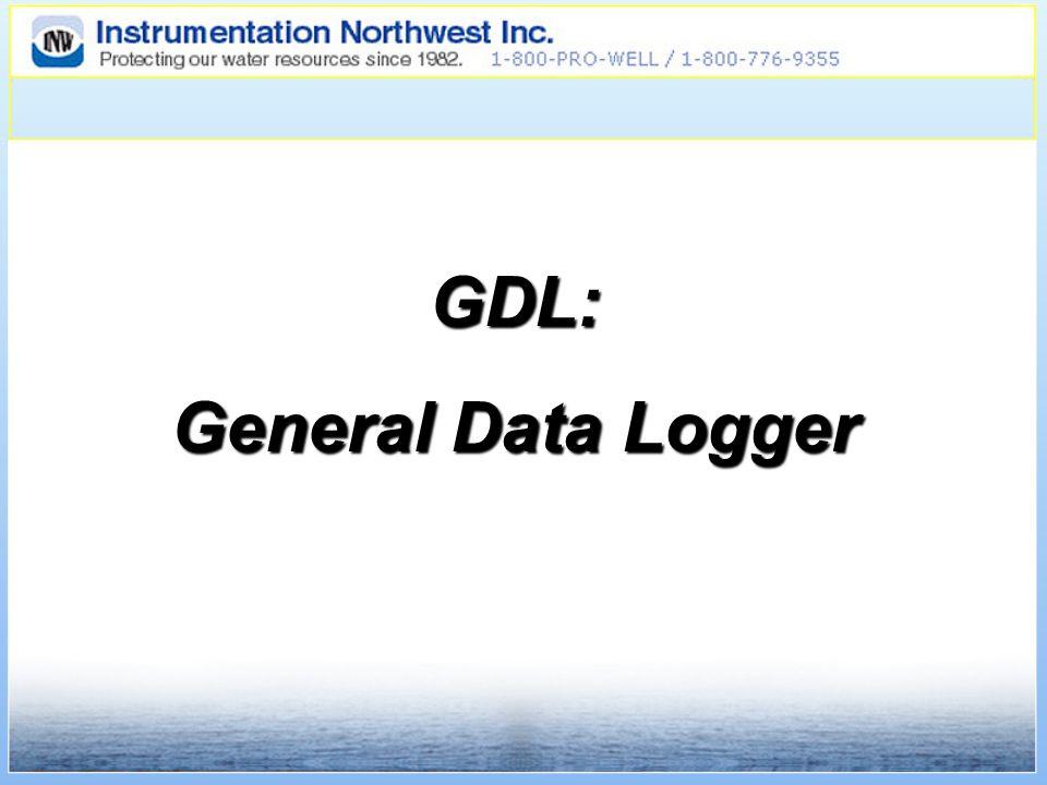 GDL: General Data Logger