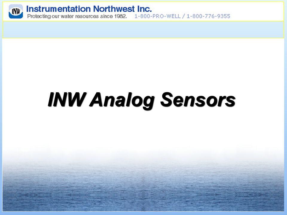 INW Analog Sensors