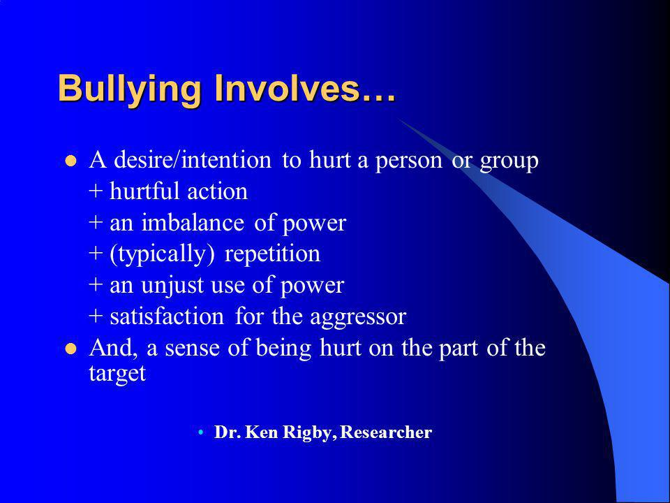 CBCT - Intervention Take action immediately when cyberbullying takes place Save the e-mail or other evidence Report harmful online speech to the police Address the responsibility of bystanders Discuss the incident and consequences with the perpetrators families Provide social skills education and counseling to perpetrators Provide assistance to the targets and the targets families