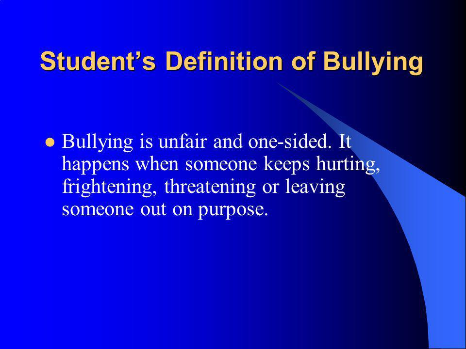 Bullying & Litigation Successful Judgments typically based on: Reckless indifference Failure to supervise Failure to anticipate third-party harm between students and/or staff