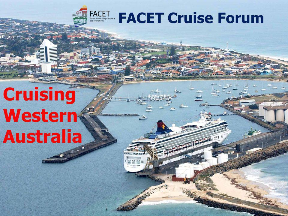 Cruising Western Australia FACET Cruise Forum
