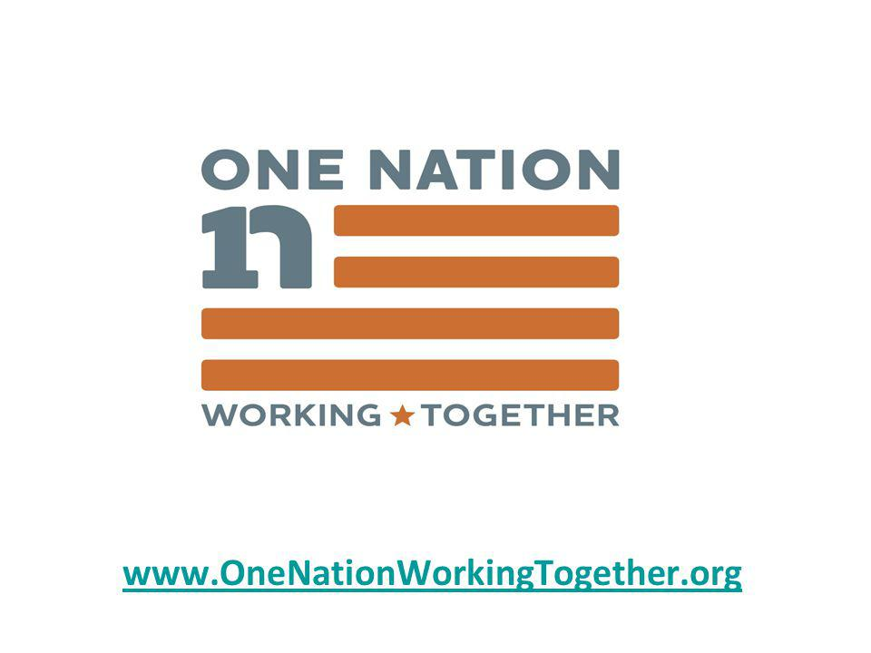 www.OneNationWorkingTogether.org