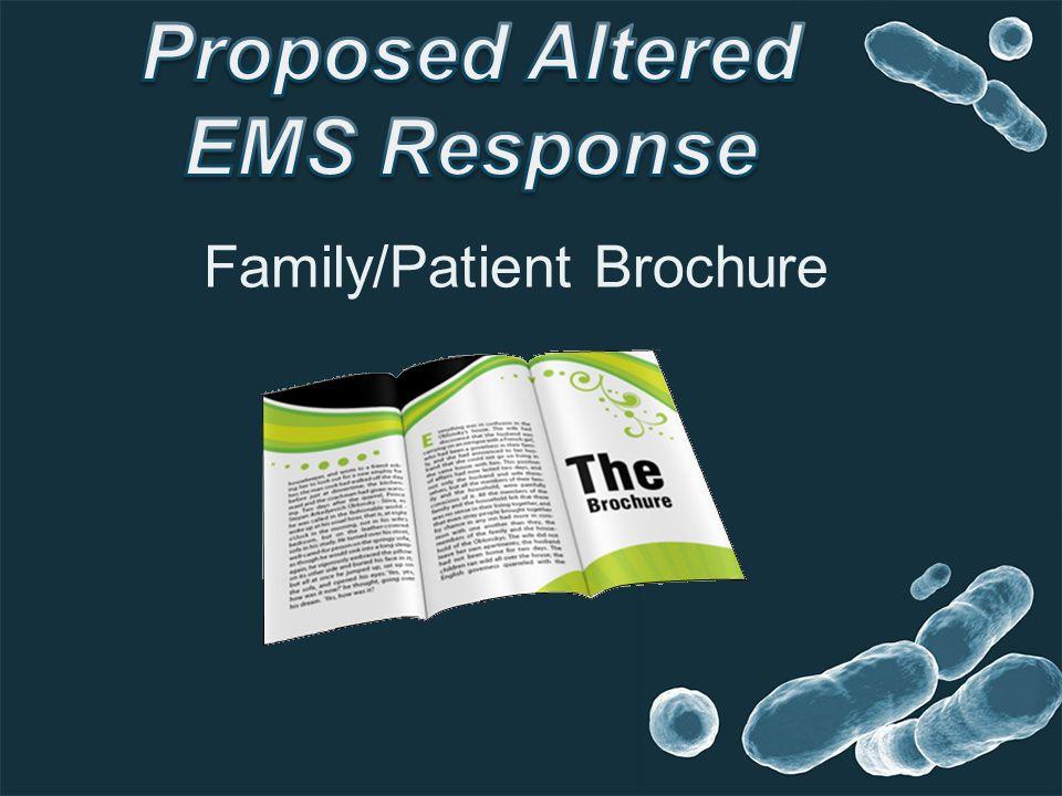 Family/Patient Brochure