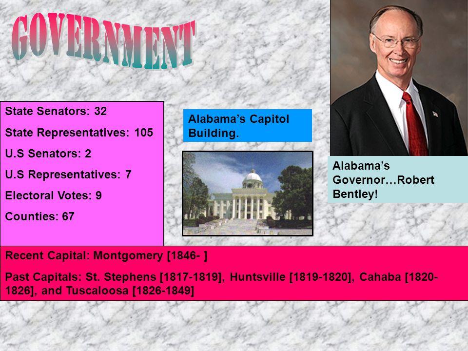 Alabamas Governor…Robert Bentley.