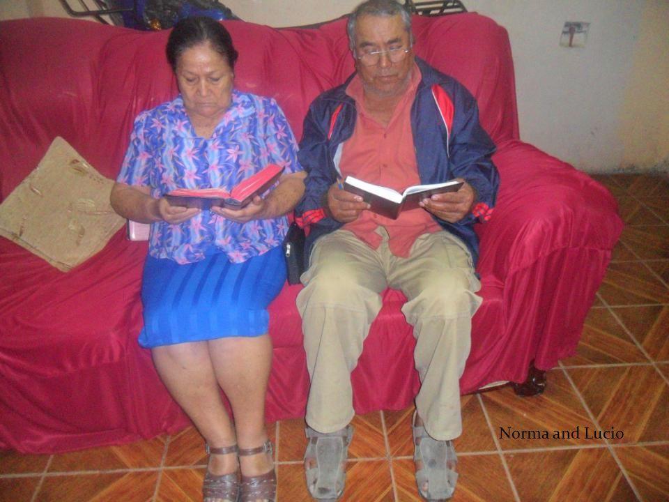 Norma and Lucio