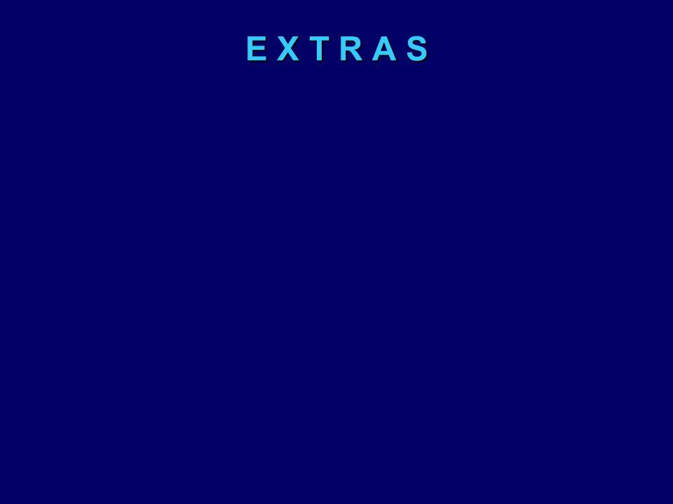 E X T R A S