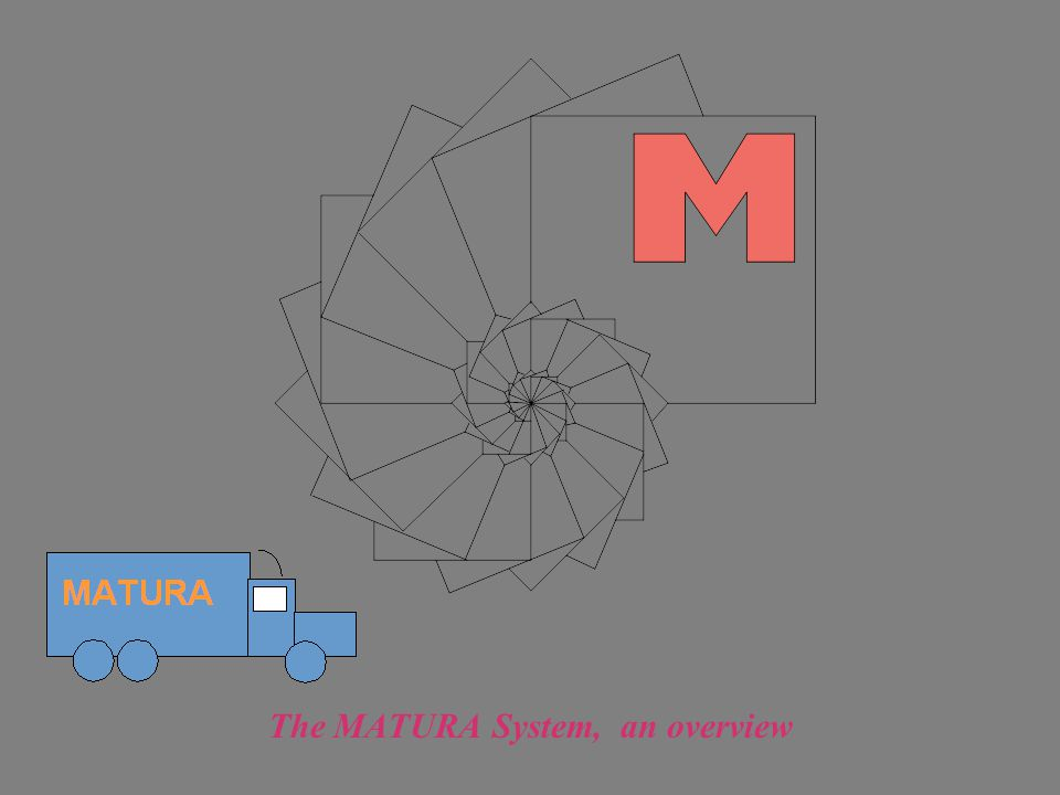 The MATURA System, an overview