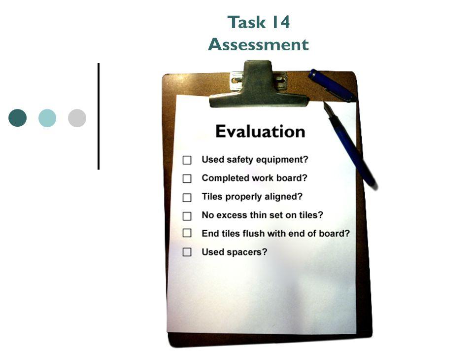 Task 14 Assessment
