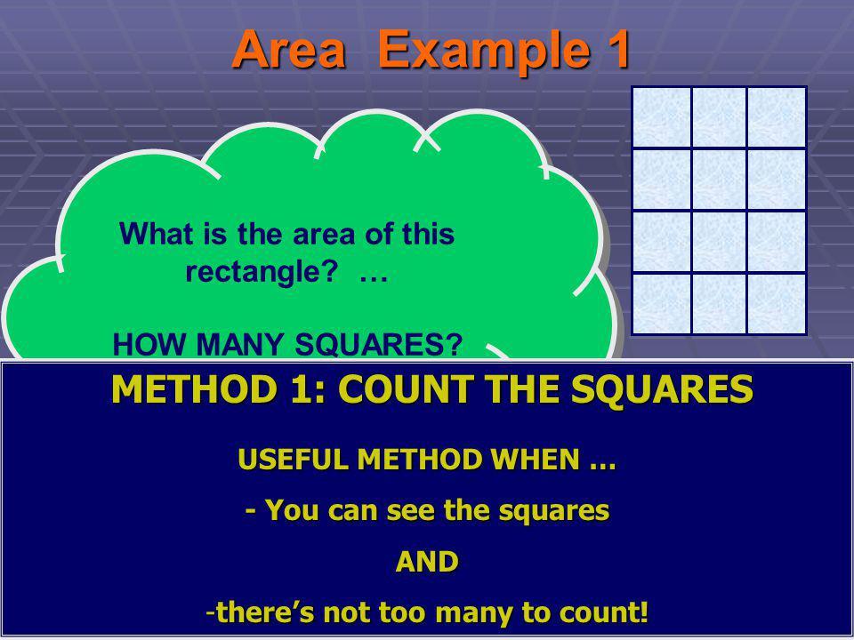 1m 6m 3m Example 4 STEP 1 Read it .STEP 2 Underline It .