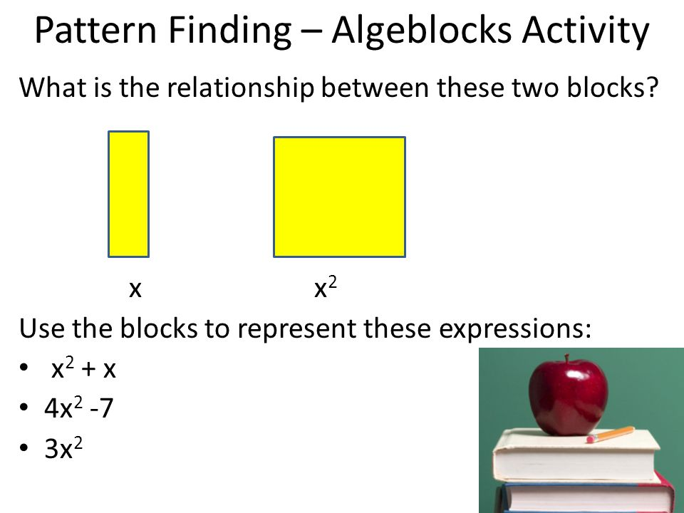 What is the relationship between these two blocks.