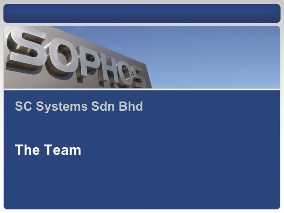 The Team SC Systems Sdn Bhd