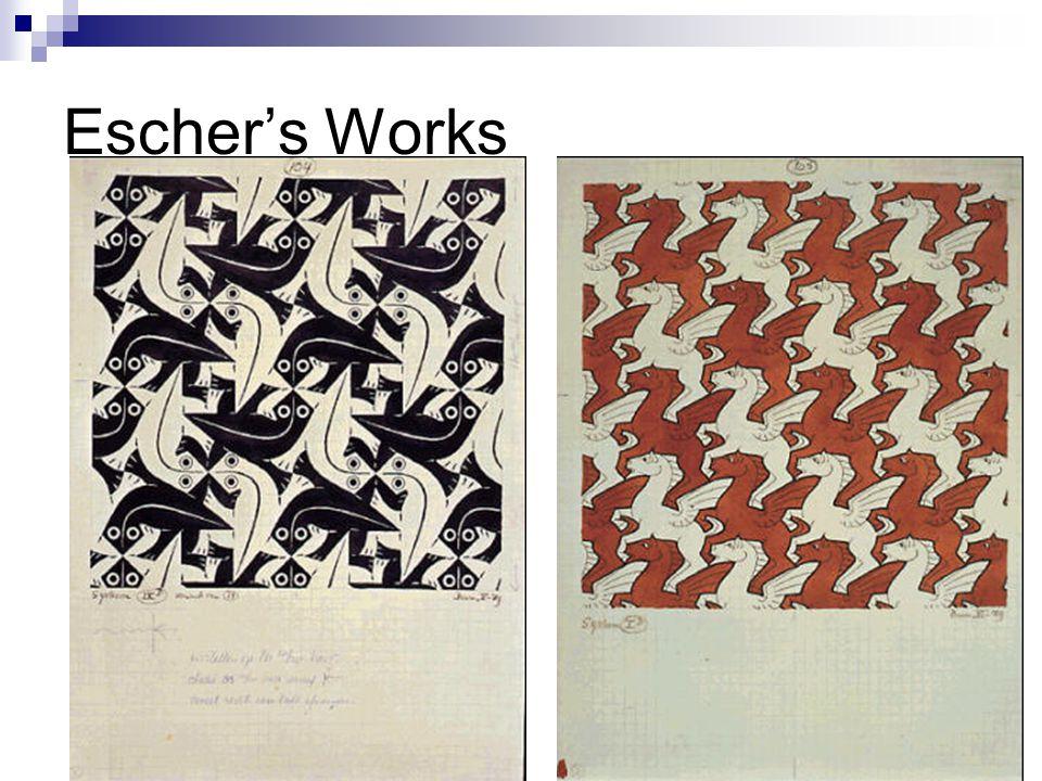 Eschers Works