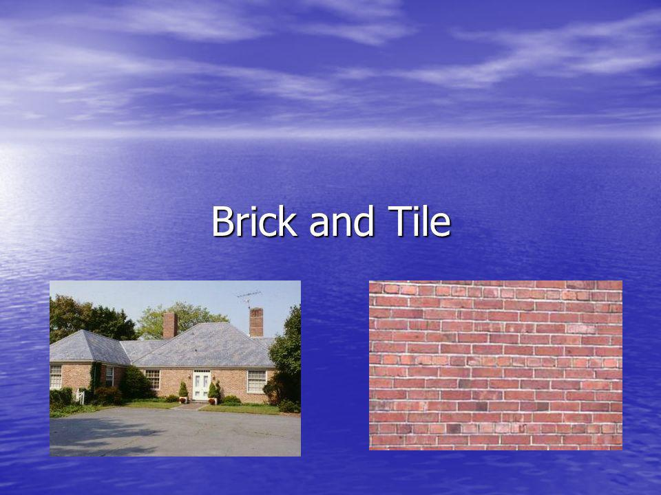 Mortar Joints are ½ or 3/8 in.size Joints are ½ or 3/8 in.