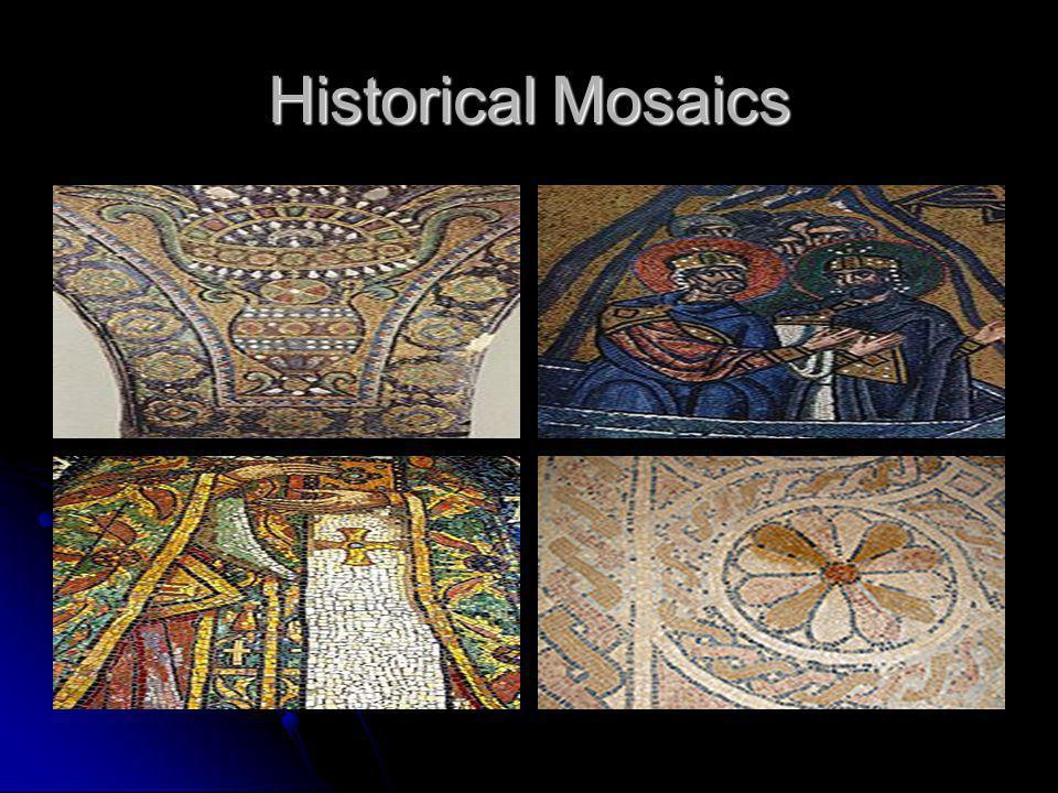 Historical Mosaics