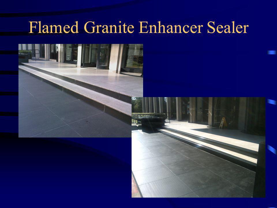 Solvent-Based Penetrating Sealers Seal & Go ® S Seal & Go® Enhancer S