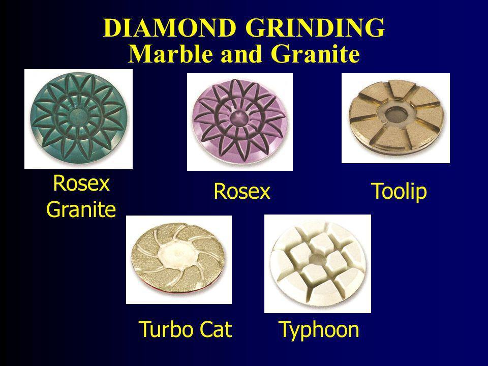 Diamond Grinding Compound Polishing