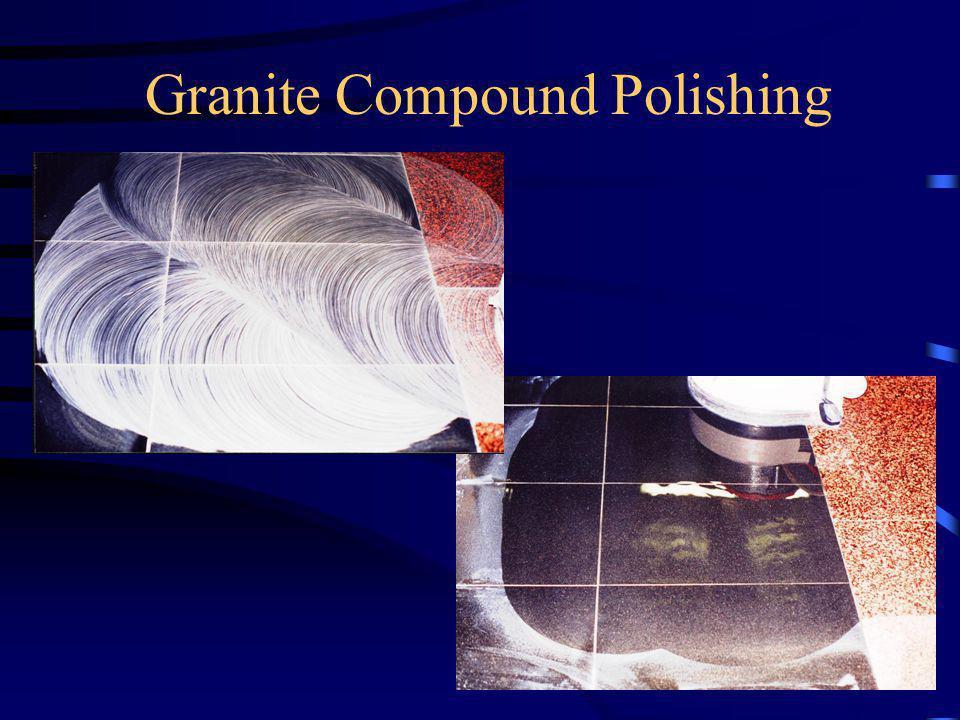 Granite Compound Polishing