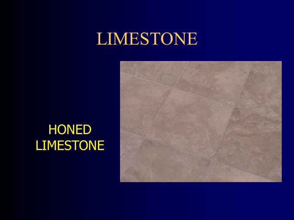 LIMESTONE HONED LIMESTONE