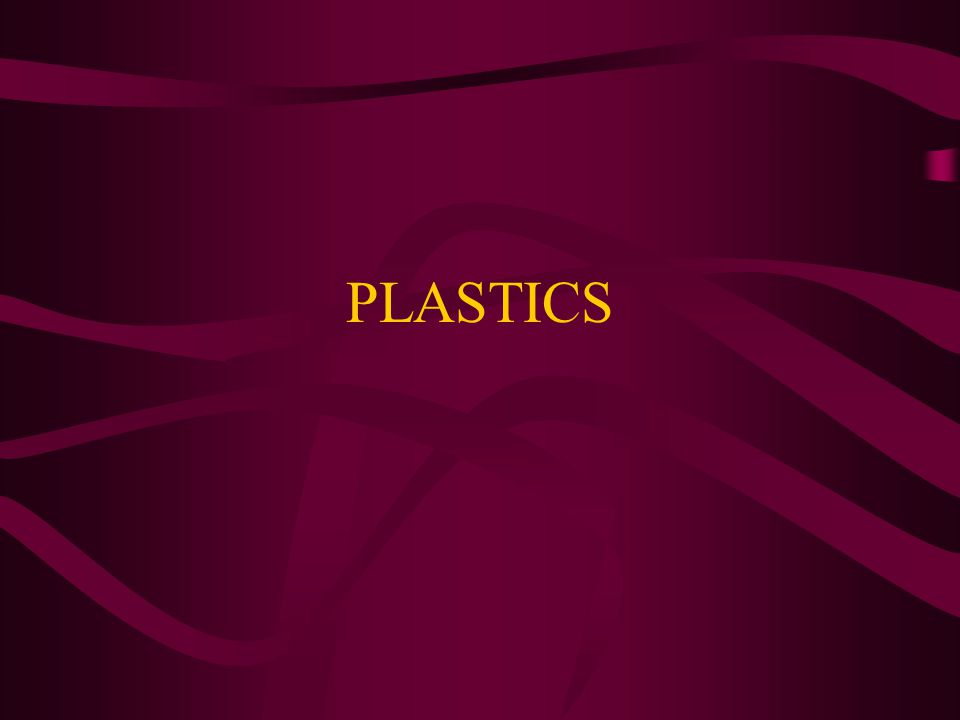 Plastics are combustible/flammable material.