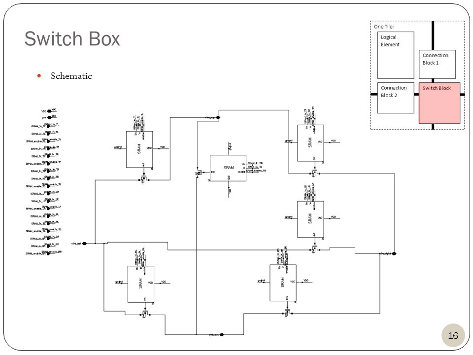 Switch Box Schematic 16