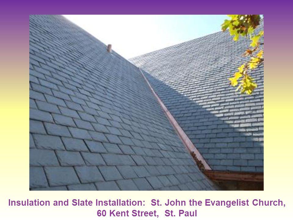 Slate Roof Repair: Historic Fort Snelling