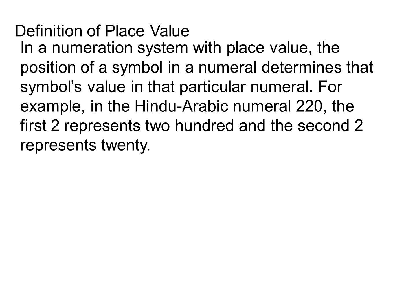 Models of Base-Ten Place Value Base-Ten Blocks - proportional model for place value Thousands cube, Hundreds square, Tens stick, Ones cube or block, flat, long, unit text, p.