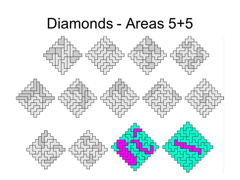 Diamonds - Areas 5+5