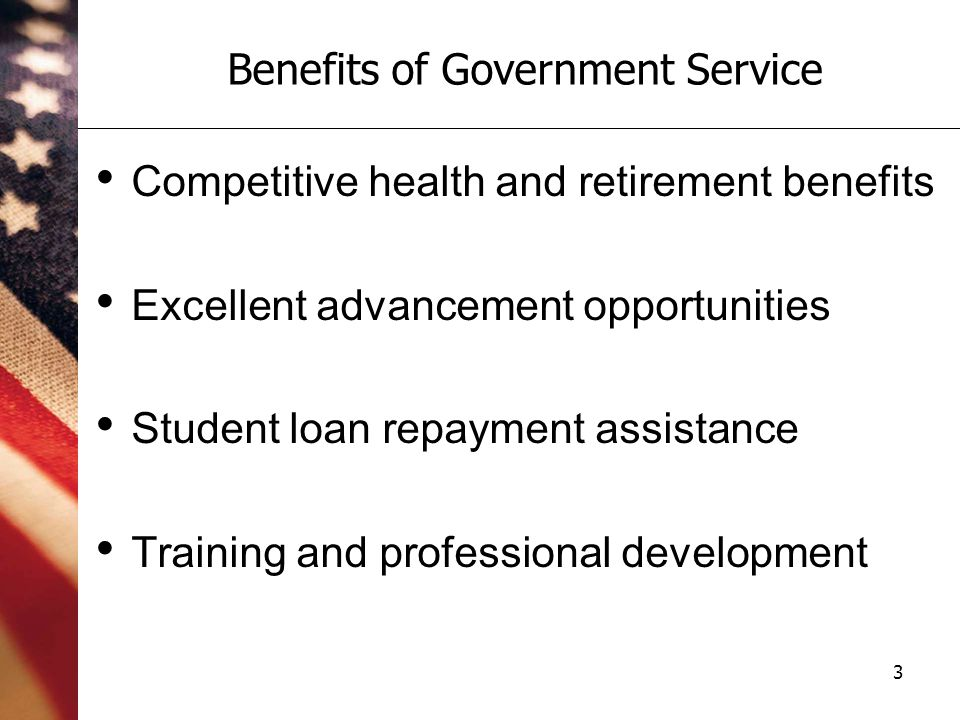 14 Student Career Experience Program (SCEP) Work for a Federal agency until graduation Work related to academic goals All requirements/expectations spelled out in agreement with school/student/agency May be offered permanent position after graduation if all requirements are met Special Hiring Programs: For All Students