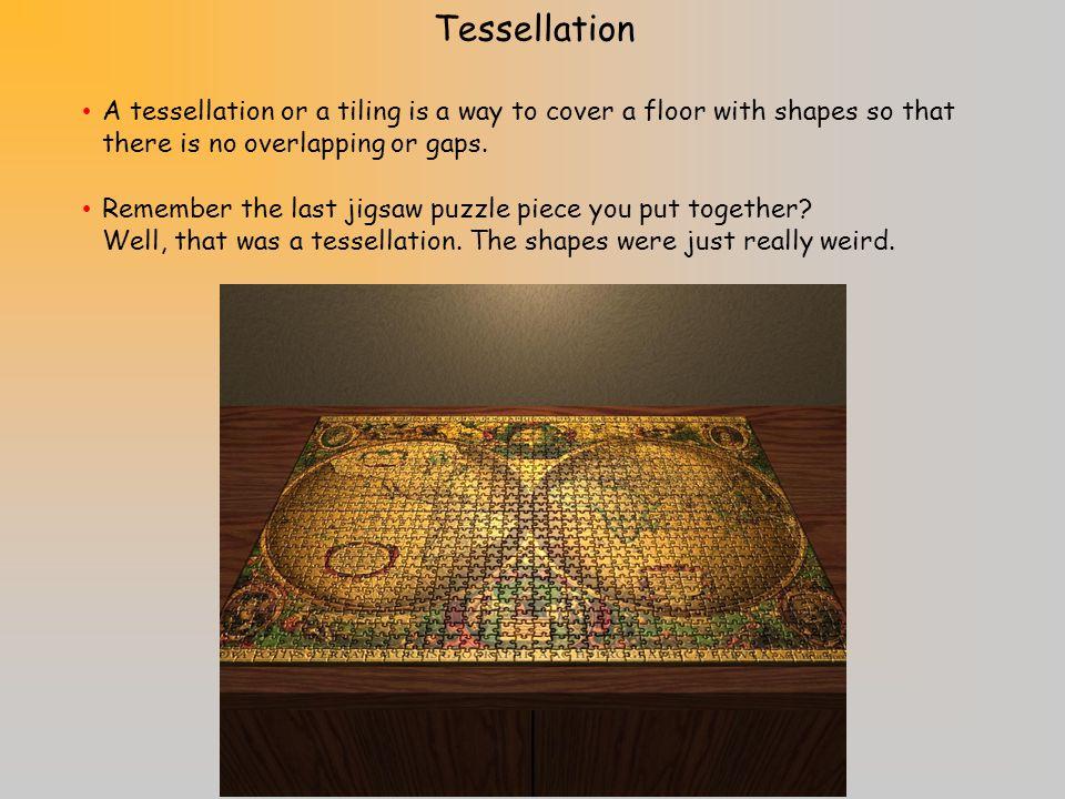 Name the Tessellation Regular?SemiRegular?DemiRegular? SemiRegular3.3.4.3.4